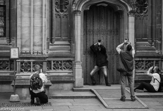Photographers in Oxford