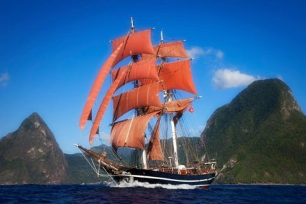 tall ship adventure